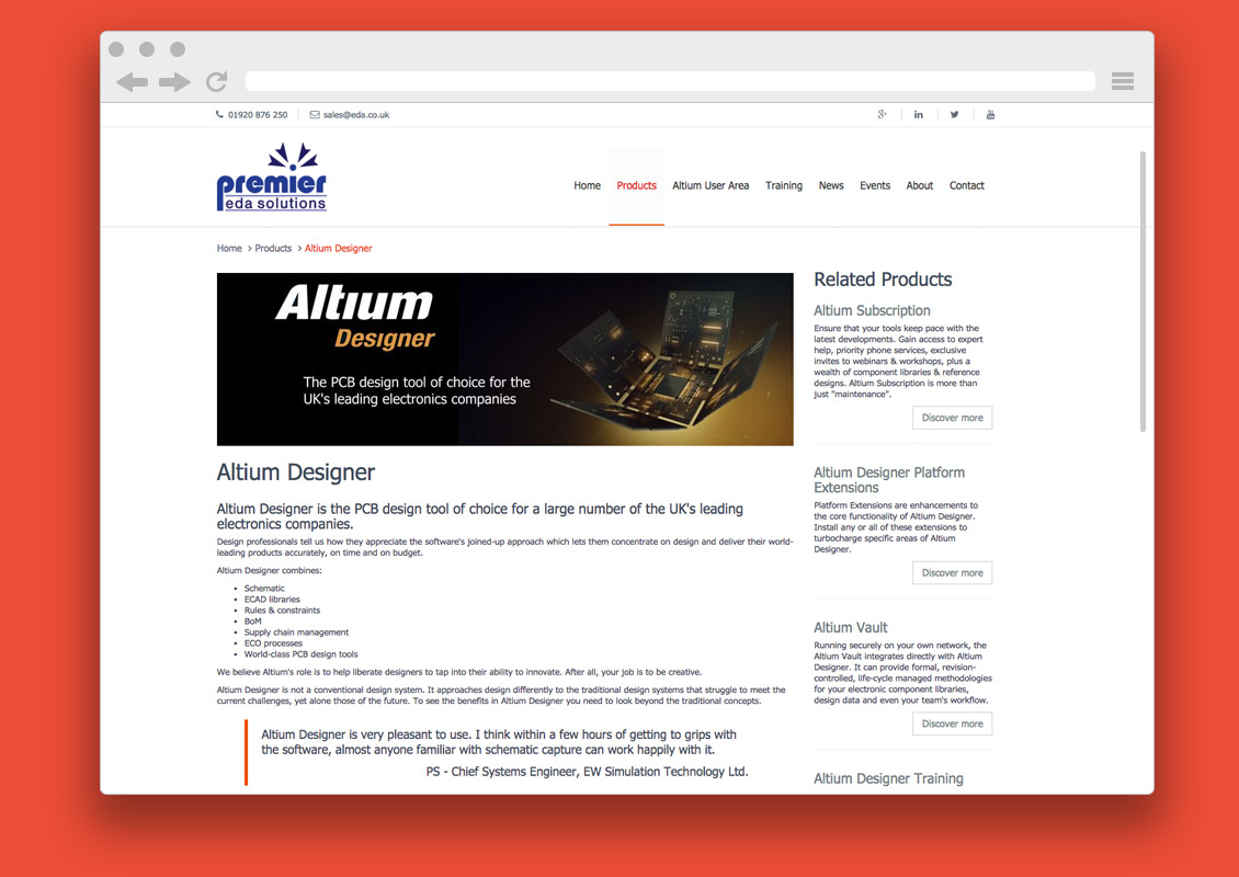 Premier Eda Townhouse Creative Altium Design Training Programs Designer Introduction